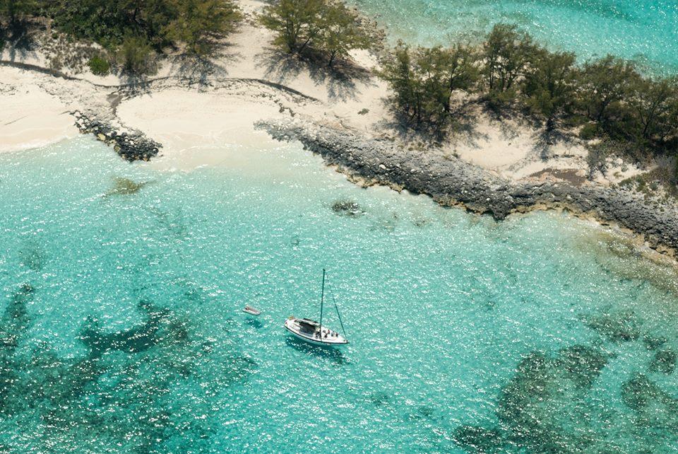 """Най-добре е на Бахамите"""""""