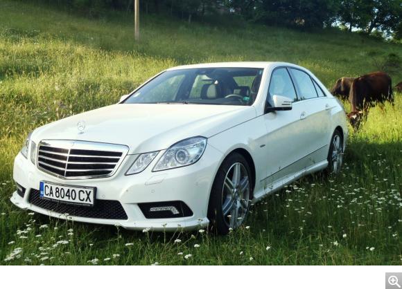 Mercedes-Benz, Е-класа, 250 CDI